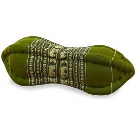 Papaya Neck Pillows, green / elephants