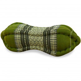 Papaya Neck Pillows, green
