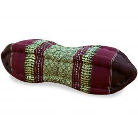 Papaya Neck Pillows, bordeaux