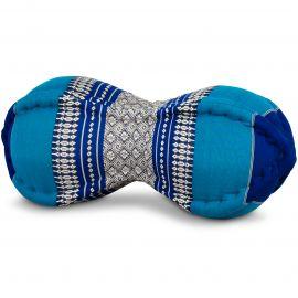 Papaya Neck Pillow, blue