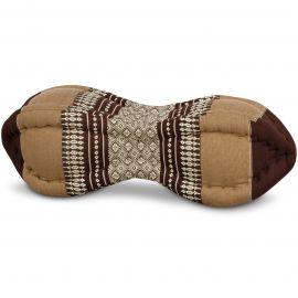 Papaya Neck Pillow, brown