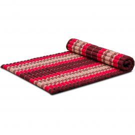 Roll Up Mattress, L, ruby-red