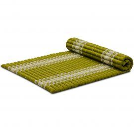 Roll Up Mattress, L, green