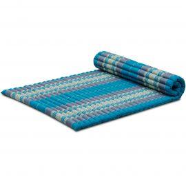Roll Up Mattress, L, light blue