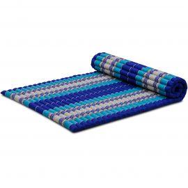 Roll Up Mattress, L, blue