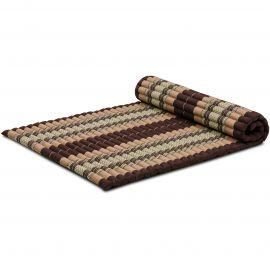 Roll Up Mattress, L, brown