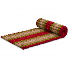 Roll Up Mattress, M, red / green