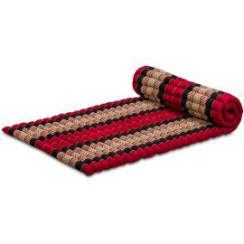 Roll Up Mattress, M, red / black