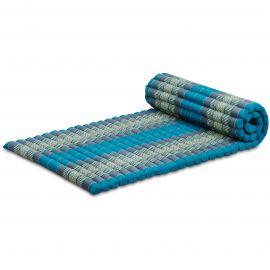 Roll Up Mattress, M, light blue