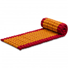 Roll Up Mattress, S, red / yellow
