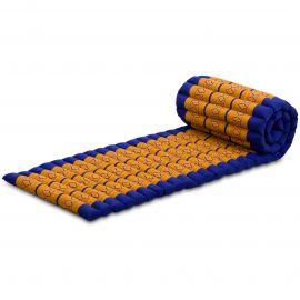 Roll Up Mattress, S, blue / yellow