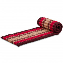 Roll Up Mattress, S, ruby-red