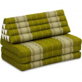 Thai Cushion XXL-Width, green