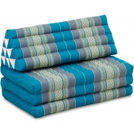 Thai Cushion XXL-Width, light blue