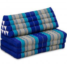 Thai Cushion XXL-Width, blue