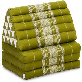 Thai Cushion XXL-Height, green