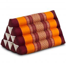 Triangle Cushion, orange