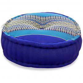 Zafu Pillow, blue