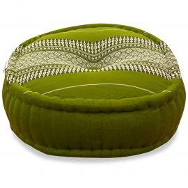 Zafu Pillow, green